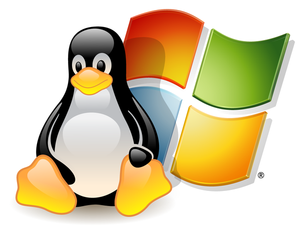 Windows convert to Linux